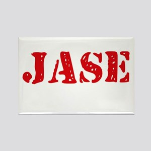 Jase Rustic Stencil Design Magnets