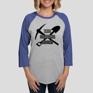 This Grandma Rocks Long Sleeve T-Shirt