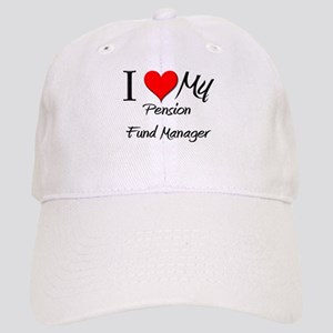 I Heart My Pension Fund Manager Cap