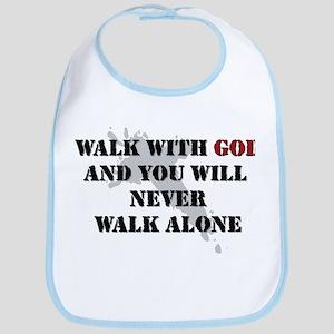 Walk With God Bib
