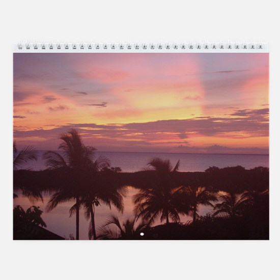 ! Anirbas Designs Wall Calendar