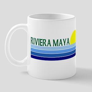 Riviera Maya, Mexico Mug