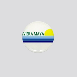 Riviera Maya, Mexico Mini Button