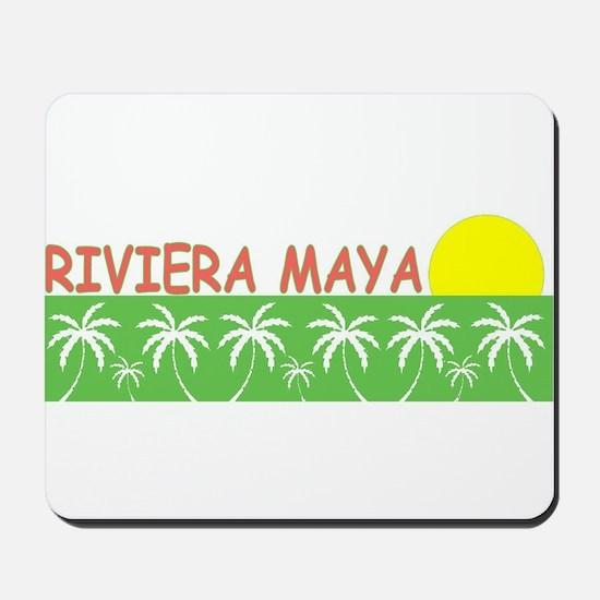 Riviera Maya, Mexico Mousepad