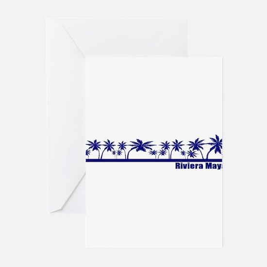 Riviera Maya, Mexico Greeting Cards (Pk of 10)