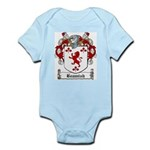 Beamish Family Crest Infant Creeper