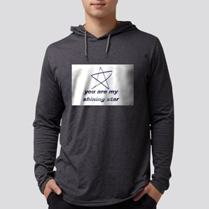 You Are My Shining Star Long Sleeve T-Shirt