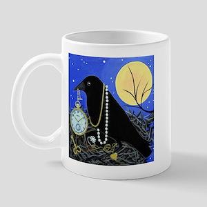 CROW Night Thief Mug