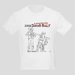 Dakar biker Kids Light T-Shirt