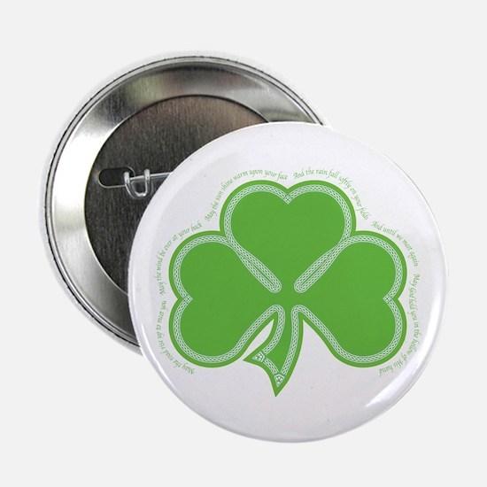 "Cool Irish blessing 2.25"" Button"