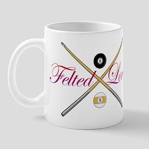 Felted Love Mug