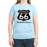 HOTROD 66 (BLK) Women's Light T-Shirt