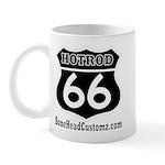 HOTROD 66 (BLK) Mug
