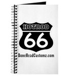 HOTROD 66 (BLK) Journal