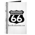 HOTROD 66 (BLK) Journal