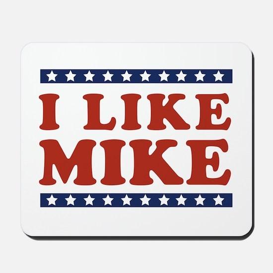I Like Mike Mousepad
