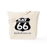 RAT 66 BLK Tote Bag
