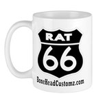 RAT 66 BLK Mug