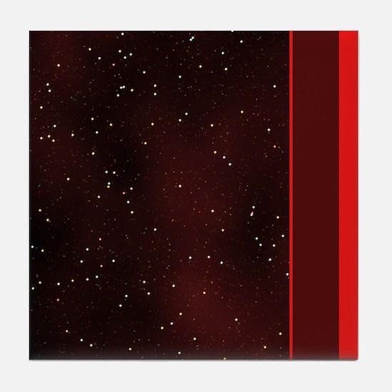 Red Note Tile border 07