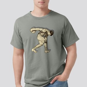 Discus Thrower Mens Comfort Colors Shirt