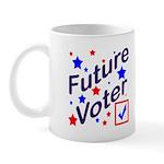 Future Voter Kids Mug
