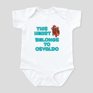 This Heart: Osvaldo (B) Infant Bodysuit
