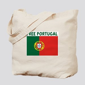 FREE PORTUGAL Tote Bag
