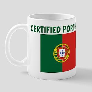 CERTIFIED PORTUGUESE Mug