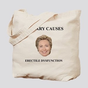 Hillary Clinton Causes Erectile Dysfunction Tote B
