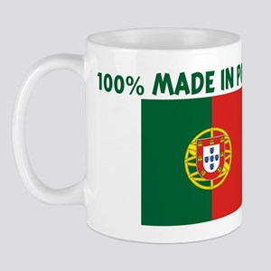 100 PERCENT MADE IN PORTUGAL Mug
