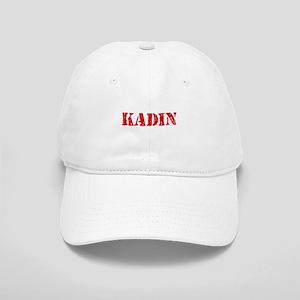 Kadin Rustic Stencil Design Cap