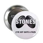 "Stones 2.25"" Button"