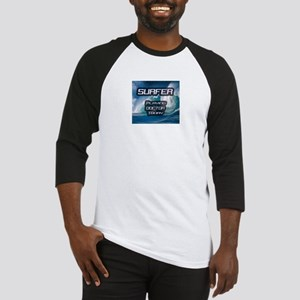 """""""Surfer Playing Doctor Today"""" Baseball Jersey"""