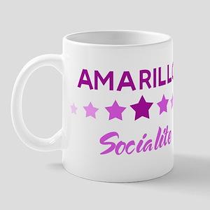 AMARILLO socialite Mug