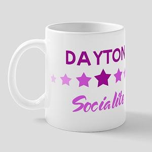 DAYTON socialite Mug