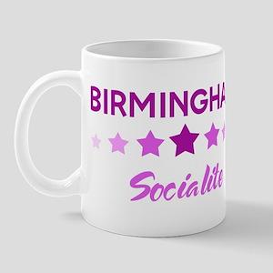 BIRMINGHAM socialite Mug