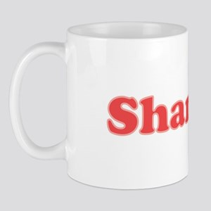 Shamon button Mugs