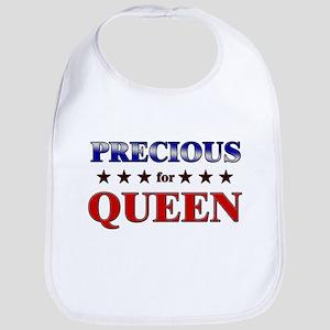 PRECIOUS for queen Bib