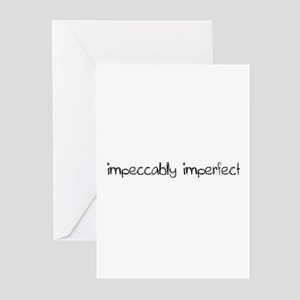 Impeccably Imperfect Greeting Cards (Pk of 10)