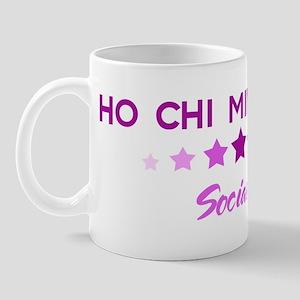 HO CHI MINH CITY socialite Mug
