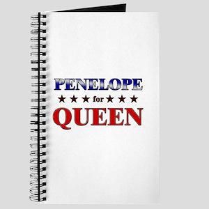 PENELOPE for queen Journal
