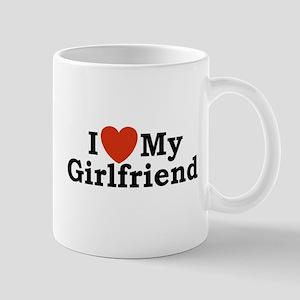 I Love My Girlfriend Mug