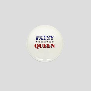 PATSY for queen Mini Button