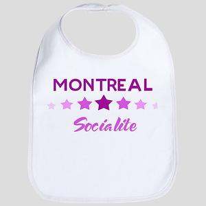 MONTREAL socialite Bib