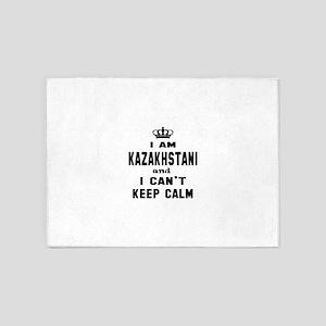 I am Kazakhstani and I can't keep c 5'x7'Area Rug