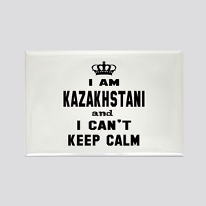 I am Kazakhstani and I can't keep Rectangle Magnet