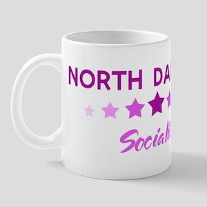 NORTH DAKOTA socialite Mug