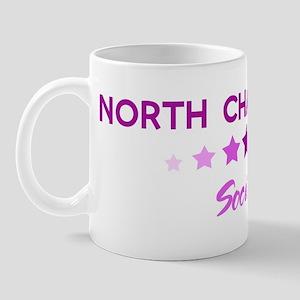 NORTH CHARLESTON socialite Mug