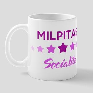 MILPITAS socialite Mug