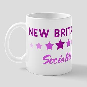 NEW BRITAIN socialite Mug